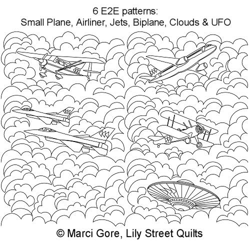 Flying Geese Fleet E2E Set