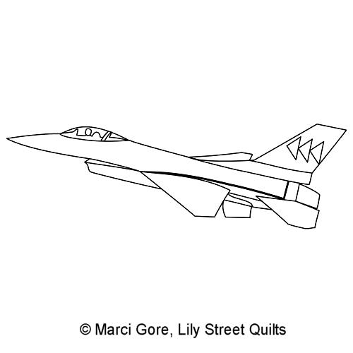 Jet Motif