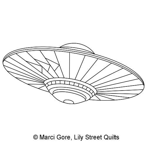UFO Motif