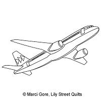 Airliner Motif