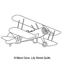 Biplane Motif