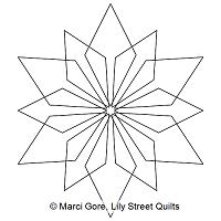 Diamond Hexagon