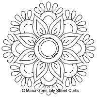 Lotus Wreath 2