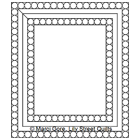 Pearl Frame Rectangle