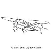 Small Plane Motif
