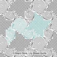 Swirls N Waffle Cone E2E