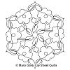 Blossom Hexagon Medium