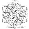 Blossom Hexagon Tall