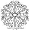 Butterfly Wing Hexagon