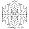 Namibia Hexagon