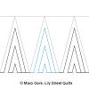 Step Triangle Medium